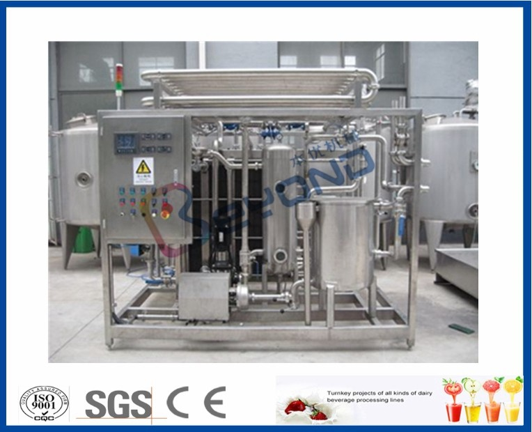 Plate Type Dairy Processing Equipment For Pasteurization Of Milk Process