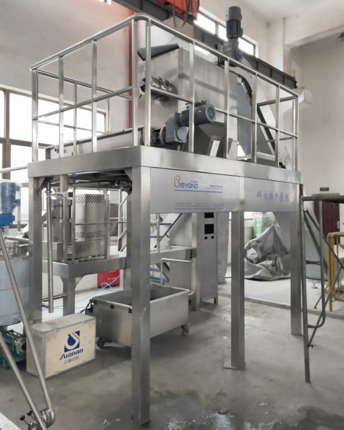 Fish / Chicken / Beef Bone Soup Manufacturing Equipment For Extracting Protein Powder