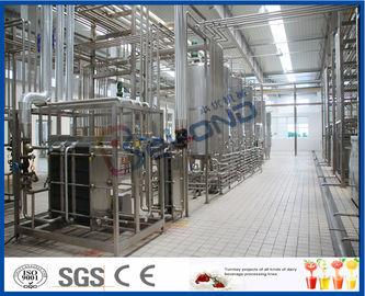 Πολυσύνθετα μηχανήματα παραγωγής γάλακτος για το παστεριωμένα γάλα UHT/την κρέμα/το βούτυρο