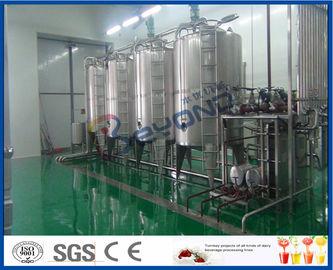 Γραμμή επεξεργασίας χυμού φρούτων του ISO 2TPH 10TPH για τη διαδικασία παραγωγής χυμού φρούτων