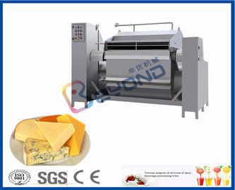 30TPD εξοπλισμός εργοστασίων τυριών για τις εγκαταστάσεις κατασκευής τυριών 200 Kg/H - 2000 Kg/H ικανότητας